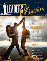 Bellwether League Leaders and Luminaries 2019